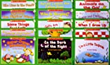 15 New Little Leveled Readers Guided Reading Books for Reading Level D; Preschool, Kindergarten (Scholastic Little Leveled Readers)
