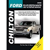 Chilton - Ford Pick-ups / Expedition / Navigator: 1997 through 2002 [Revised Edition] ~ Jay Storer