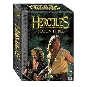 Hercules: The Legendary Journeys - Season Three movie