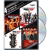 4 Film Favorites Ocean's Collection (Ocean's 11 / Ocean's Eleven / Ocean's Twelve / Ocean's Thirteen) (Bilingual)