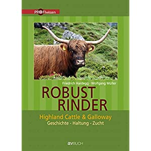 Robustrinder: Highland Cattle & Galloway