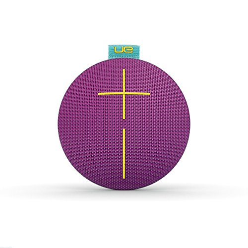 UE ROLL 2 Sugarplum Wireless Portable Bluetooth Speaker (Waterproof) (Soda Speakers compare prices)