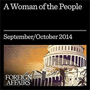 A Woman of the People Periodical