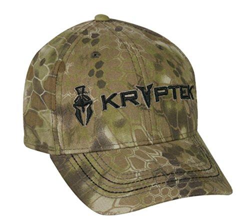 Kryptek Logo Highlander Camo Cap