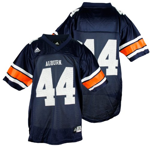 Auburn Tigers NCAA #44 Youth Replica Jersey, Navy (Medium- 10/12) at Amazon.com
