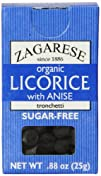 Zagarese 100% Organic Licorice with A…