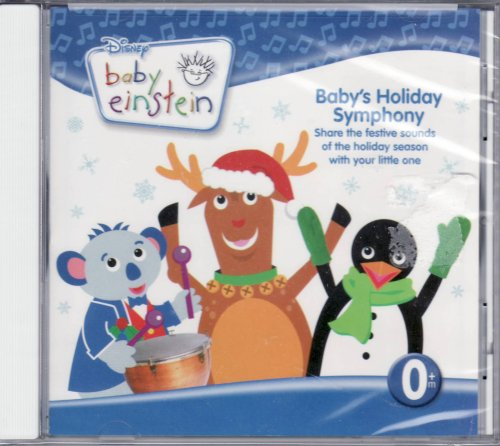 Baby'S Holiday Symphony 2008 Cd front-1077281