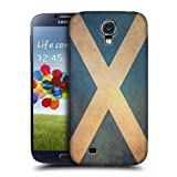 Head Case Scotland Scottish Vintage Flags Back Case For Samsung Galaxy S4 I9500