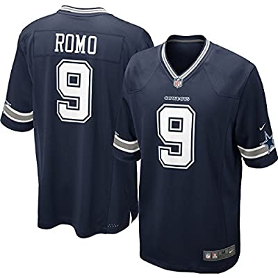 Dallas Cowboys Youth Tony Romo #9 Game Replica Jersey