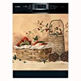 Apples & Berries Dishwasher Magnet Cover (Large)