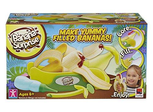 Banana Surprise 41001- Juguete para rellenar plátanos