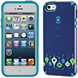 Speck Products CandyShell Holiday Glossy Case for iPhone 5 & 5S - BeBaubled