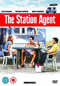 the station agent dvd amazoncouk peter dinklage