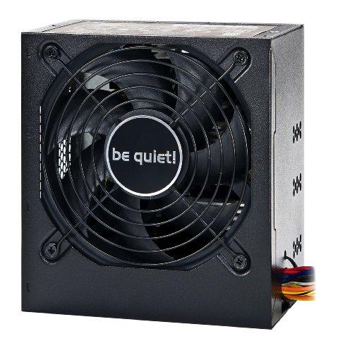 be quiet! 530 w 80 certified atx power supply (bn106) pcpartpicker