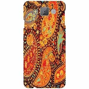 Printland Samsung Galaxy E5 Back Cover High Quality Designer Case