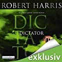 Dictator Audiobook by Robert Harris Narrated by Frank Arnold