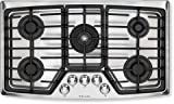 Electrolux : EW36GC55GS 36 Gas Cooktop with 5 Sealed Burners – Stainless Steel