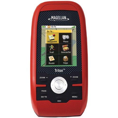 Magellan 980-0002-R01 Triton 400 Handheld GPS
