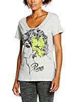 Puma Camiseta Manga Corta Afro Tee (Gris)