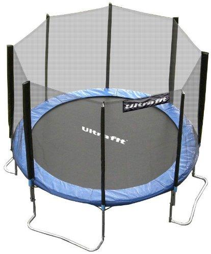 kaufen ultrasport gartentrampolin jumper 366 cm inkl. Black Bedroom Furniture Sets. Home Design Ideas