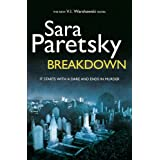 Breakdown: V.I. Warshawski 15by Sara Paretsky