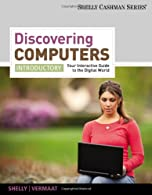 Discovering Computers, Introductory by Shelly
