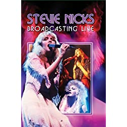 Stevie Nicks Broadcasting Live