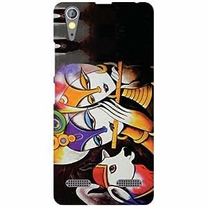 Lenovo A6000 Back cover - Art Designer cases