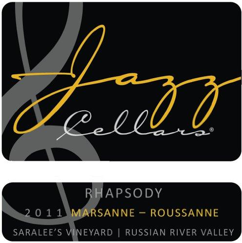 2011 Jazz Cellars Rhapsody Saralee'S Vineyard Russian River Valley White Blend 750 Ml