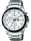 Casio Hombre Edifice Watch, Gris