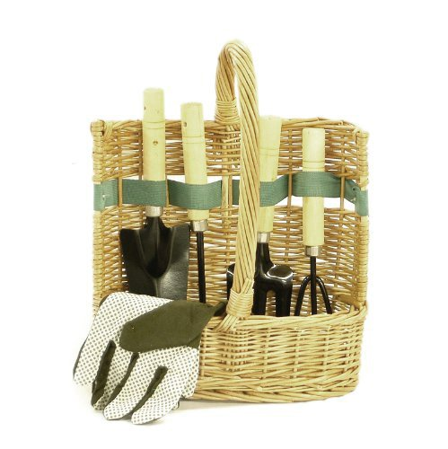 Gift ideas and presents for him and her at for Gardening tools gift basket