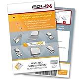 echange, troc FoliX FX-ANTIREFLEX Anti-réflectrice Ecran-Protecteur pour Nintendo Gameboy Micro - Antiéblouissant et à revêtement dur!