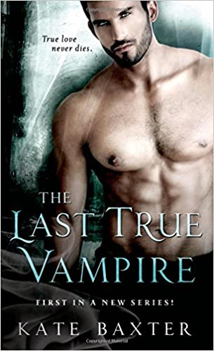 The Last True Vampire book cover
