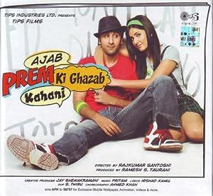 Ajab Prem Ki Ghazab Kahani (Bollywood Movie / Indian Cinema / Hindi Film / CD)