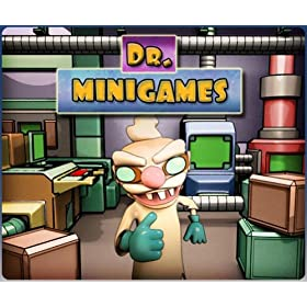 Dr.MiniGames [Online Game Code]