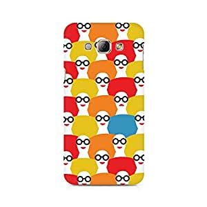 Motivatebox- Afro Chick Premium Printed Case For Samsung A3 2016 -Matte Polycarbonate 3D Hard case Mobile Cell Phone Protective BACK CASE COVER. Hard Shockproof Scratch-