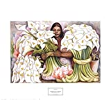 Vendedora de Alcatraces Poster Stampa Artistica di Diego Rivera (20 x 16)