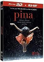 Pina [Combo Blu-ray 3D + Blu-ray 2D] [Combo Blu-ray 3D + Blu-ray 2D]