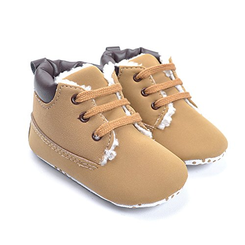 Stride Rite Soft Motion Burrell Boot (Infant/Toddler), Tan ...