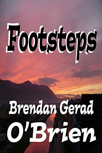 Book: Footsteps by Brendan Gerad O'Brien