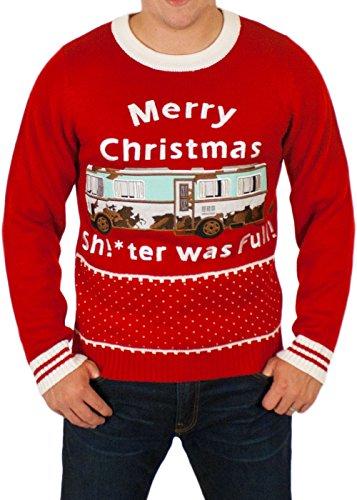 'Sh!*ter was Full!' Sweater