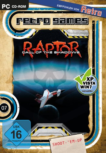 Raptor - Call of the Shadows - Retro Games - [PC]