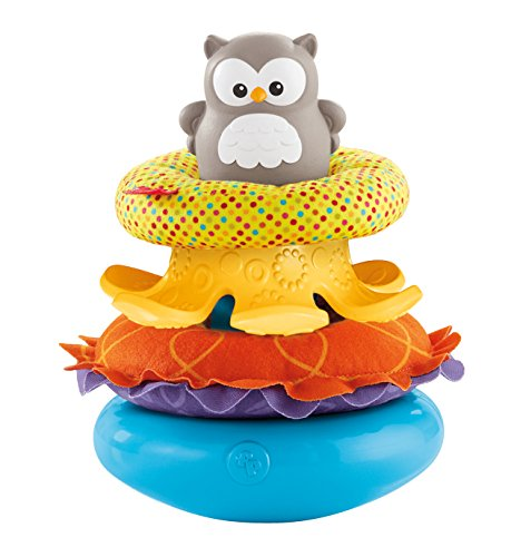 Fisher-Price Owl's Nest Stacker - 1