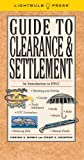 Guide to Clearance & Settlement (1933569980) by Virginia B. Morris