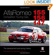Alfa Romeo 155/156/147 Competition Touring Cars: The Cars development and racing history