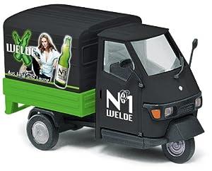 Amazon.com: HO Scale Piaggio Ape 50 Welde No.1: Toys & Games