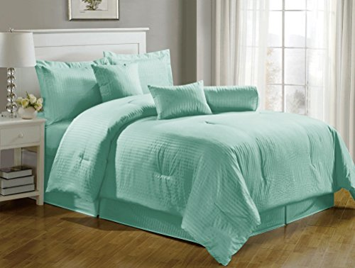 Gray And Green Bedding front-115759
