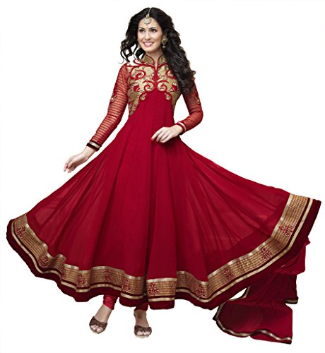 KVS FAB Beautifull latest Anarkali Salwar Suit