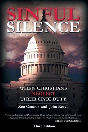 Sinful Silence--When Christians Neglect Their Civic Duty