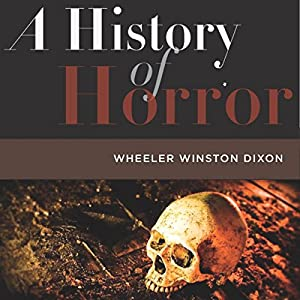 A History of Horror Audiobook